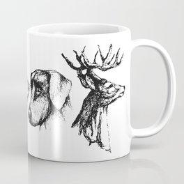 Moony Wormtail Padfoot Prongs Coffee Mug