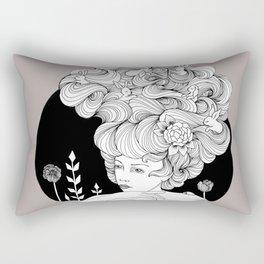 Travelling - Mulled Time Rectangular Pillow