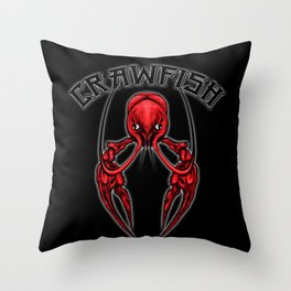 Boil'n Time Throw Pillow