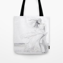 Gracefully Weathering the Storm Tote Bag