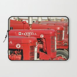 Red Tractors Laptop Sleeve