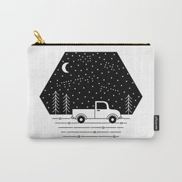 Happiness on a Dirt Road Carry-All Pouch