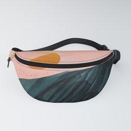 The Sunsets On New Horizons Fanny Pack