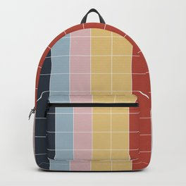 Grid in Film Student Backpack