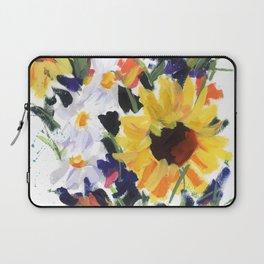 Sunflower Bouquet Laptop Sleeve
