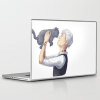jem Laptop & iPad Skins featuring Jem and Church by taratjah