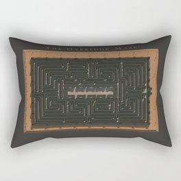 The Overlook Maze Rectangular Pillow