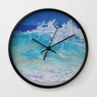 dancing Wall Clocks featuring Dancing by Terrel