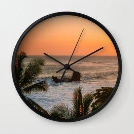 Tunco Wall Clock