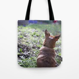 oh, the ears! Tote Bag