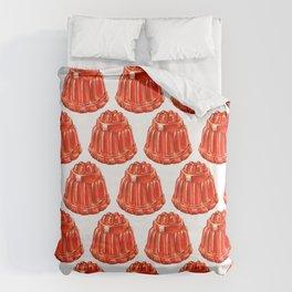 Jello Pattern Duvet Cover