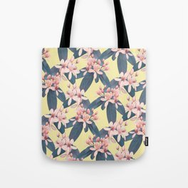 Galphimia in Mist Tote Bag