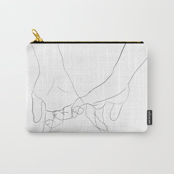 promesse Carry-All Pouch