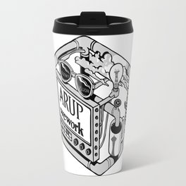 Arup WeWork West Project Patch Travel Mug
