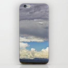 Stormy Landscape III iPhone Skin