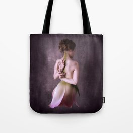And then she turned into rose Tote Bag