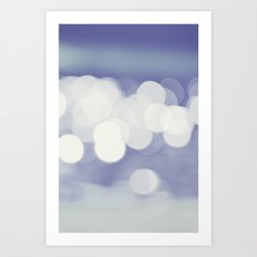 Nordic Bliss № 3 Art Print