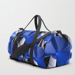 3D abstraction -03a- Duffle Bag