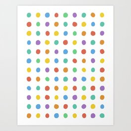 Hirst Art Print