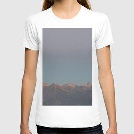 Good Morning Mountains T-shirt