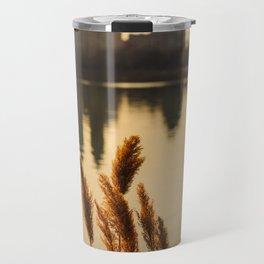 Dance Of The Reeds Travel Mug