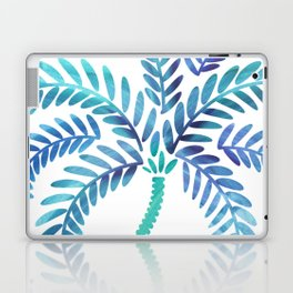 Whimsical Watercolor Palm Tree Laptop & iPad Skin