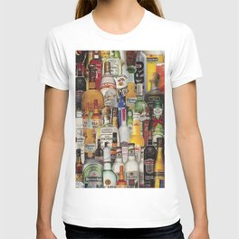 Beer Me Collage T-shirt