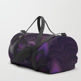 Purple daze 28 Duffle Bag
