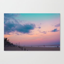 Sunset Vibes Canvas Print