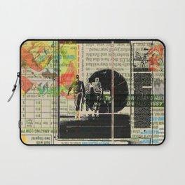 Rauschenberg Rumble (for Hip Kidds) Laptop Sleeve