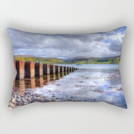 Uig, Isle of Skye Rectangular Pillow
