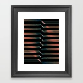 Until You Pass Out Framed Art Print