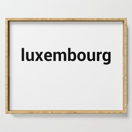 luxembourg Serving Tray