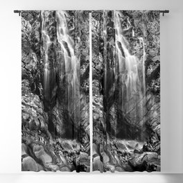 Gentle Cascade Blackout Curtain