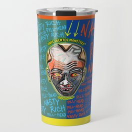 Junkie Robot Travel Mug