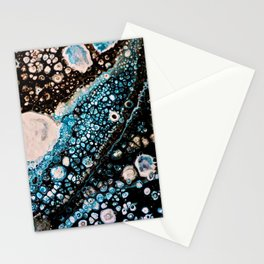 Explosion of Cells Stationery Cards