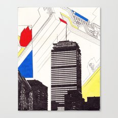The Pru Canvas Print