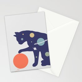 Cat Landscape 51 Stationery Cards