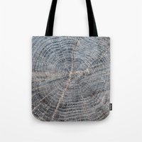 wood Tote Bags featuring wood by Artemio Studio
