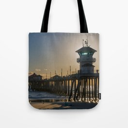 The Sun Behind Zero Tote Bag