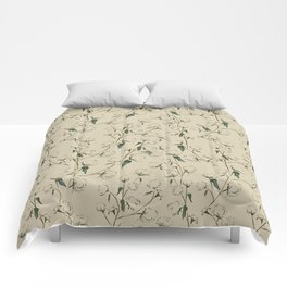 Cotton Bolls Comforters