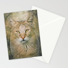 The Hunter Cat Stationery Cards