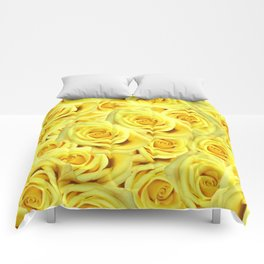 Candlelight Roses Comforters