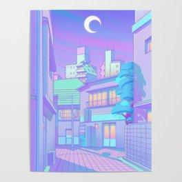 Night in Utopia Poster