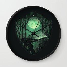 Master Sword Wall Clock