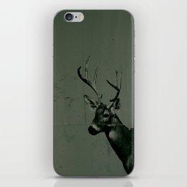 urban deer iPhone Skin