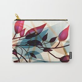 Flood of Leafs Carry-All Pouch