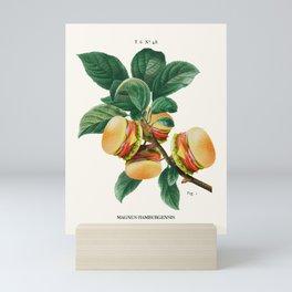 BURGER PLANT Mini Art Print