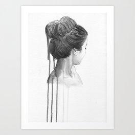 Sensual Art Print
