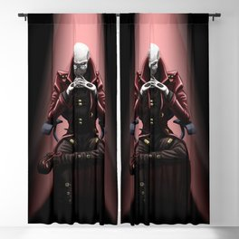 Dr. W.D. Gaster - Underfell Blackout Curtain